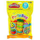 Play-Doh 15 Count Party Bag 15 шт плей до пати вечеринка