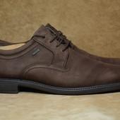 Ботинки туфли Clarks gtx gore-tex. Индия. Оригинал. 44 р./29 см.