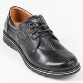 Туфли Мужские Кожаные (007)