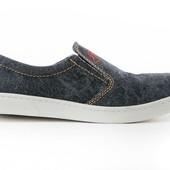 Туфли Мужские Кожаные (055ч)