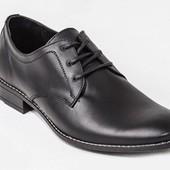 Туфли Мужские Кожаные (060)