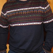 Стильний брендовий оригинал  фирменний  свитр кофта  реглан Sedarwood State л -хл ..