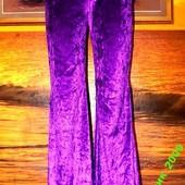 Эффектные брюки для танцев или маскарада