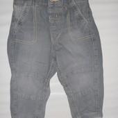 джинсы на х.б подкладке на 1-2 года