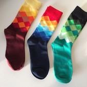 Носки мужские, яркие носки, красивые носки