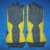 Отличные, лыжные перчатки 158/164р.