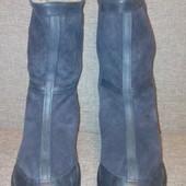 мужские высокие ботинки 43 р Сток