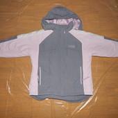 Термокуртка зимняя, р. 146-152, X-Mail, Германия, теплая лыжная зимняя куртка