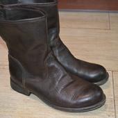 San Marina Сапоги полусапоги ботинки 41-42. Оригинал. Франция.