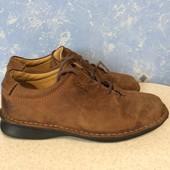 мужские кожаные ботинки Clarks