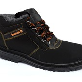 Мужские зимние ботинки А122