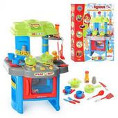 Кухни детские Kitchen 008-26 и 008-26а со световыми и звуковыми эффектами