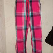 Штаны пижамные женские,размер 8-10