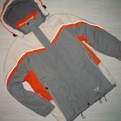 Стильная Зимняя мужская куртка Размер L