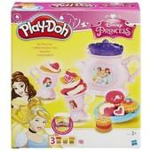 Play Doh tea party disney princess Чайная церемония. В наличии