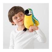 Мягкая игрушка Онскад, попугай. Икеа (Ikea)