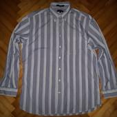 Полосатая рубашка от Gant! P.-xl! Оригинал!