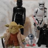Любимые герои Star Wars от Hasbro