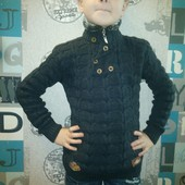 Детские тёплые свитера.Турция.4-9лет