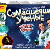 Набор для Экспериментов Сумасшедшие ученые и доктор Торнадо 12114014Р Ranok creative