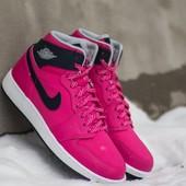 Кроссовки Nike Air Jordan 1 Retro High gg, р. 36.5, 39 оригинал, код ka-3234