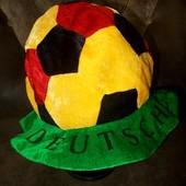 Шляпа для фана Deutschland до 56 размера