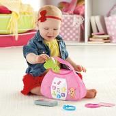 Fisher-Price первая сумочка маленькой леди