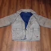 Куртка пуховик Fila р. 50