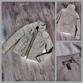 Стильная Куртка-пиджак Mona, цв. Оливковый, отличное состояние,и качество, УП 15