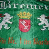 Фирменний флаг постер Бремен Germany