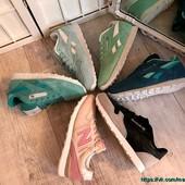 Кроссовки Reebok натуральный замш копия, кроссовки New Balance