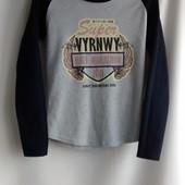 Трикотажный реглан Continental clothing co, подростковый р М, на рост 152