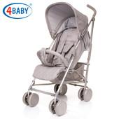 4 Baby коляска Le caprice 2016 (light grey) светло-серый