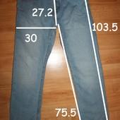 мужские джинсы р 32 , длина 32