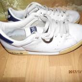 (№і327)фирменные кожаные кроссовки Adidas 43,5 р UK 9