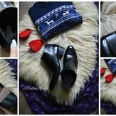 Стильные кожаные ботинки-челси, р-р 43