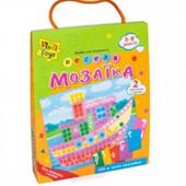 Набор для творчества Веселая мозаика МЭ-001 Vladi Toys