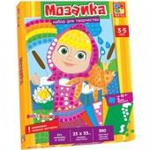 Веселая мозаика vt4207-04 Маша Vladi Toys