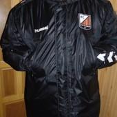 Фирменная оригинал  зима-осінь спортивная курточка курточка Hummel (Хаммель) .хл-2хл .