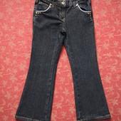 Джинсы George на 5-6 лет, б/у. Хорошее состояние, без пятен и дыр. Длина 68 см, шаговый 52 см, ПО та