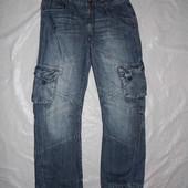 р. 140-146 джинсы для крутого парня Marks&Spencer