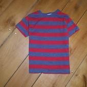 полосатая футболка Bluezoo 3-4 года 104 рост