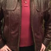 Дубленка куртка натуральная в стиле Boss Ferre