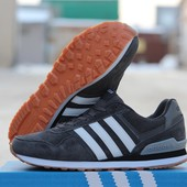 Кроссовки мужские Adidas Neo gray