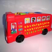 Интерактивный обучающий автобус Vtech