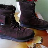 № 2068 Ботинки KangaROOS 40-41 кожа + мєх