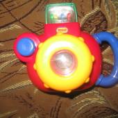 Игрушки толо tolo фотоаппарат