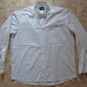 Белая рубашка 52-54