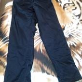 зимние спортивные штаны 40р