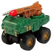 Matchbox Военный грузовик моторизованный rev rigs military truck